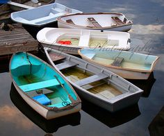 Rowboats, Maine
