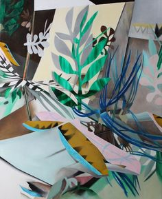Work — Fiona Ackerman Art Basel Miami, Paper Cutting, Collage, Artists, Photographers, Artwork, Crafts, Inspiration, Google Search