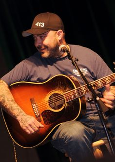 Aaron Lewis - 2011 Country Radio Seminar - KCRS LIVE - Day One