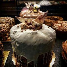#Panettone #Christmas #whitechocohate #bakery veneris #miam
