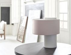 bobo lamp lamps  A beautiful modular polished, brushed metal or ceramic table lamp in which you can set different combinations for a wide range of aesthetic effects. Ceramic Table Lamps, Brushed Metal, Lamp Shades, Lighting Design, Ceramics, Canning, Range, Interiors, Beautiful