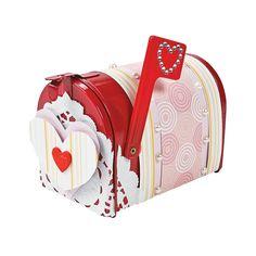 Valentine Tin Plate Mailbox project idea