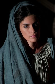 Claudia played by Anna Valle