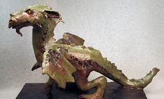 Paper Mache Dragon, Revisited