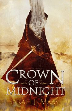 Book covers come to life: Sarah J. Maas {2/?}Crown of Midnight