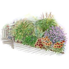 Adorn Your Deck with Blooms