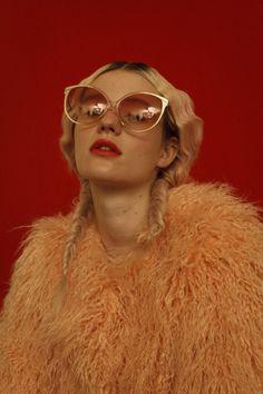 ARVIDA for sickymag.com Photography David Gomez Maestre Fashion Mar Peidro.
