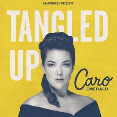 single cover art: caro emerald - tangled up [03/2013]