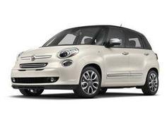 2014 Fiat 500L, 8,844 miles, $16,998.