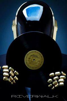Daft Punk. Guy-Manuel de Homem-Christo .