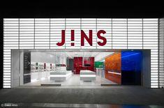JINS 原宿店 1