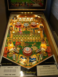 Pinball machnes and pinball games for sale. Vintage games from Arcade Games, Pinball Games, Flipper Pinball, Video Game Machines, Inside Bar, Pinball Wizard, Magic City, Game Sales, Old Games