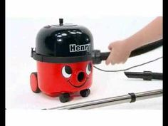 HENRY HOOVER VIDEO  Henry is the versatile vacuum cleaner used by many trades, Car Valeters, Contract Cleaners, Hotels, Leisure Centres, Offices and Workshops for cleaning up general dust, paint powder, sawdust etc