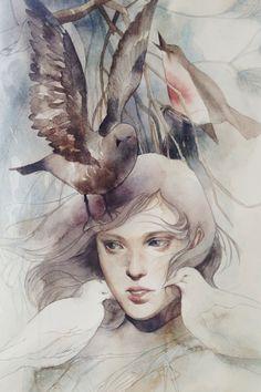 Valerie Chua Art Blog