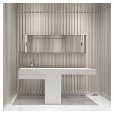 styletaboo: David Chipperfield - Bathroom [Carine Roitfeld's apartment - Paris]