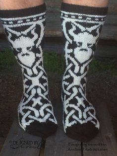 Ravelry: Berserk sokker pattern by Sissel Marie Johansen