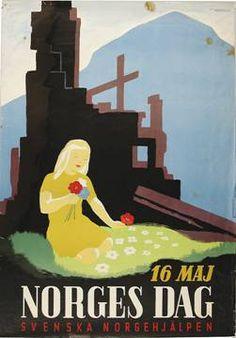 Affisch av Anders Beckman