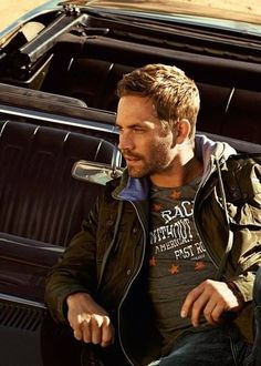 Paul Walker - who didn't find him gorgeous