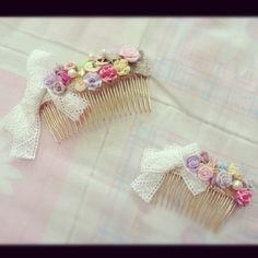 handmade hair accesories