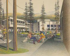 Charles W Moore Kresge College Santa Cruz California - Google maps kresgie college us santa cruz