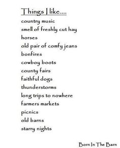 Other than picnics, this pretty much sums it up for me.  Oh, and add hockey to the top of the list!