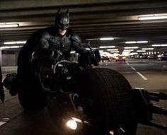 Batman (Dark Knight Rises) - Mouse Mat B