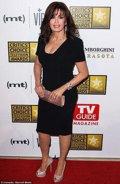 Marie Osmond Hot | Hot grandma! Marie Osmond announced that her eldest son Stephen Craig ...