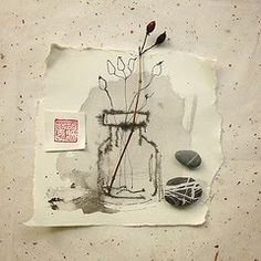 Inspiration - is the air we breathe - Exercises for inspiration from Fiona Watson. Fiona, you are so talented. This is such a simple display, but it stuns me. Mixed Media Collage, Collage Art, Art Altéré, Collages, Mark Making, Art Plastique, Art Techniques, Journal Inspiration, Altered Art