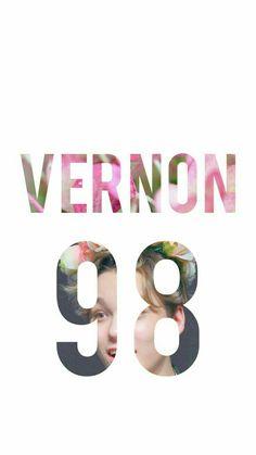 Vernon in Seventeen Woozi, Jeonghan, Wonwoo, K Pop, Vernon Seventeen, Seventeen Number, Choi Hansol, Vernon Hansol, Joshua Hong