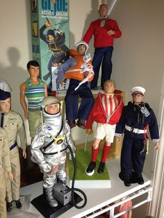 GI Joe...doll closet reorganized 137 | Flickr - Photo Sharing! Vintage Toys 1970s, Retro Toys, Vintage Barbie, 1960s Toys, Childhood Toys, Childhood Memories, Gi Joe 1, Gi Joe Doll, Doll Closet