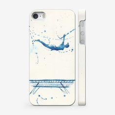 Чехол iPhone «Полет», Автор: Эльза Артемова, Цена: 1000 р.