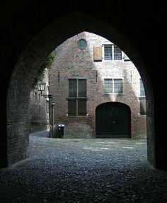 Gate Way Taken in Zutphen (NL)