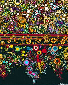 Effervescence - Fizzing Bauble Wonderland - Black