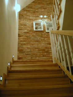 Architecture Design, Brick, Sweet Home, Stairs, House Design, Interior Design, Projects, Room, Home Decor
