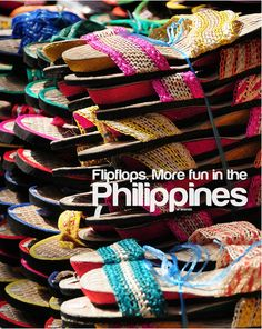 FLIPFLOPS. More FUN in the Philippines!