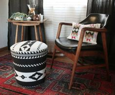 Check out these DIY upholstery projects from @Janel Laban | Apartment Therapy and for some extra DIY fun, shop www.FabricSeen.com & save up to 70% on designer fabrics!