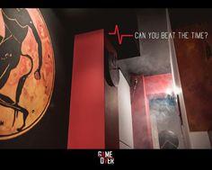 Σκοτωσες τον Μινωταυρο! Τωρα πρεπει να σωθεις εσυ! Θα τα καταφερεις; Escape Room, Real Life, Rooms, Canning, Game, Bedrooms, Gaming, Toy, Home Canning