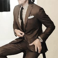Norman Reedus GQ cover shoot