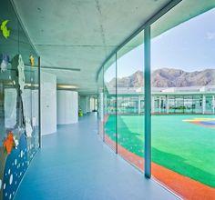 Escuela Infantil La Monsina,© David Frutos