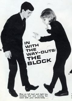 The BLOCK Unit instructs us in the correct use of embodied Gesture. (students do love to Pose)