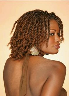 Twisted Hairstyles Unique Kinky Twists Short Curl  Pinterest  Hair Style Natural And