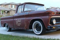 """63 Chevy C10  For Sale: The 1963 Chevrolet truck sat in the middle of the first generation 1960 to 1966 series pickups that replaced the old-style vehicles with a high-sitting cab, bulbous fenders and raised hood. The 1963 trucks featured straight lines, flat hood and slab-sided body panels. The two-wheel-drive """"C"""" and four-wheel-drive """"K"""" models were designated 10 (as in C10 or K10), 20 or 30 for the 1/2-, 3/4- and 1-ton models respectively."""