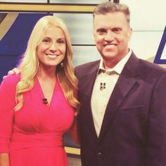 Kaitlyn Vincie with the late Steve Byrnes Steve Byrne, Nascar, Victorious, Motorcycles, Ads, Female, Sports, Hs Sports, Sport