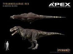 Tyrannosaurus rex for the APEX game