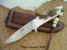 Carlton Evans Handmade Custom Knives - nice knife!