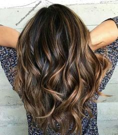 Not only FOR BLONDES It's crucial to note that balayage is surely not only for blondes. Even balayage is a way to accomplish a hair color that is distinctive and classy. Then balayage might be precisely the ticket! Balayage on… Continue Reading → Balayage Caramel, Brunette Hair Chocolate Caramel Balayage, Chocolate Caramel Hair, Brunette With Caramel Highlights, Chocolate Makeup, Carmel Highlights, Caramel Ombre, Chocolate Caramels, Dark Chocolate Brown Hair