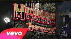 Motionless In White - America. You may not like this type of music, but the lyrics leave something to think about.