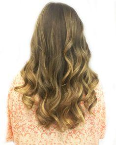 Beautiful hair makes a happy head