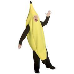 Banana Kid 7-10  sc 1 st  Pinterest & Adult Banana Costume | halloween | Pinterest | Banana costume ...