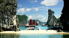 Cua Van, Halong Bay #Vietnam Holyday travel picture 03